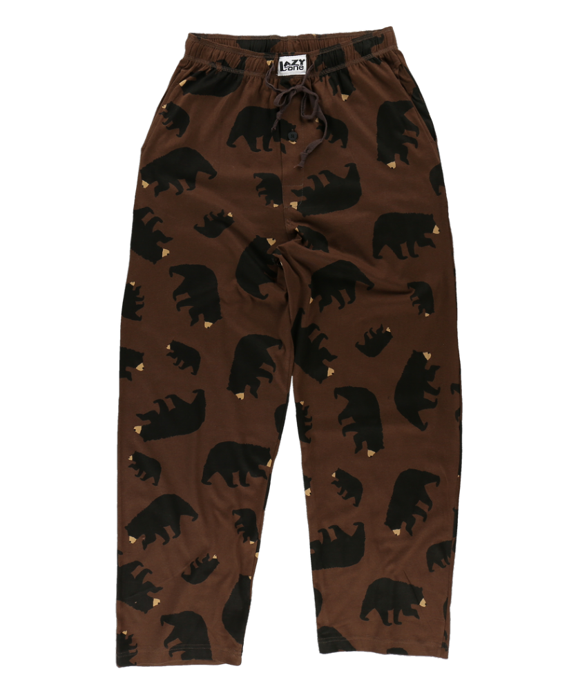 Men's Timberland Bear PJ Trousers - Lazy One®